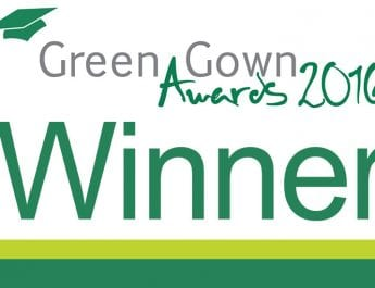 Green Gown winner image