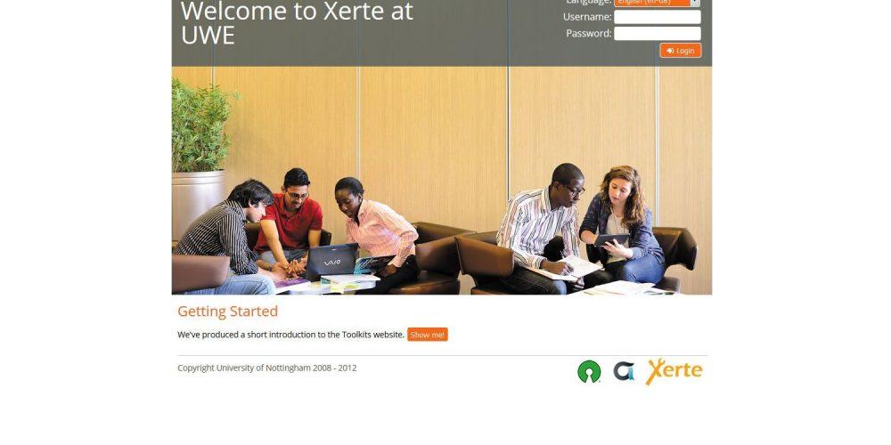 Xerte (learning objects)