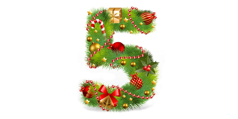 Day 5 – Naughty or nice? Splitting a list into first names and surnames